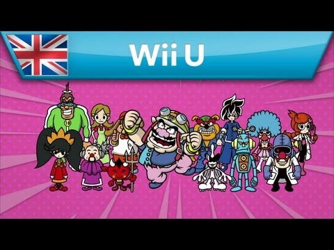 Triler oficial de Game & Wario para Wii U