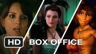 Weekend Box Office - March 22-24 2013 - Studio Earnings Report HD