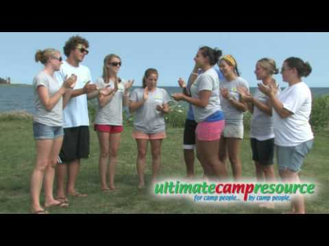 Ride That Pony Camp Game - Ultimate Camp Resource