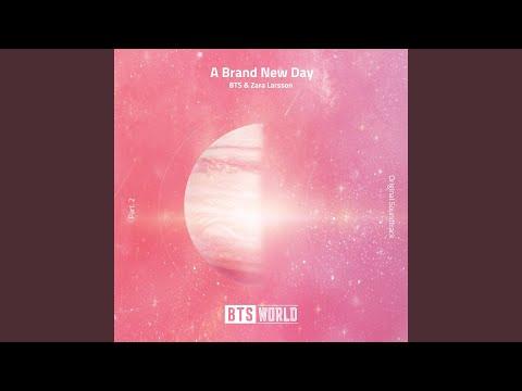 A Brand New Day BTS World Original  Pt. 2