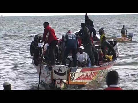 Illegal Immigration from Senegal to Spain