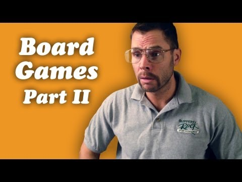 DAD ON BOARD GAME NIGHT - PART II