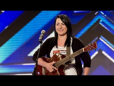 Lucy Spraggan Performs Funny Ode To Last Night Drinking On The X Factor