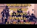 "warriors dance to fergie national anthem remix in response to josh duhamel calling draymond ""prick"""