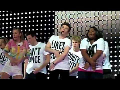 Glee Live Tour 2011 Professionally filmed: Movie Leaks