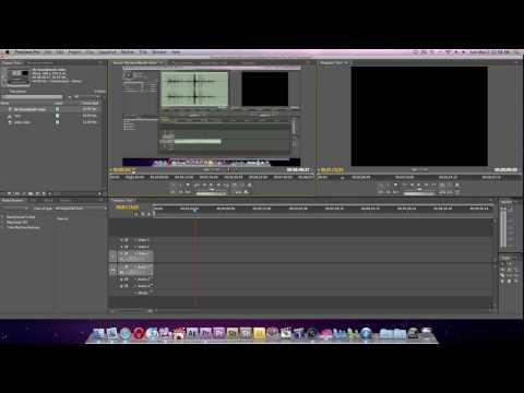 Back to Basics Premiere Pro CS4 Part 1