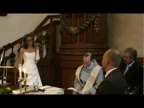 Shania Twain - From This Moment On - Cover | bride sings to groom at wedding (live)