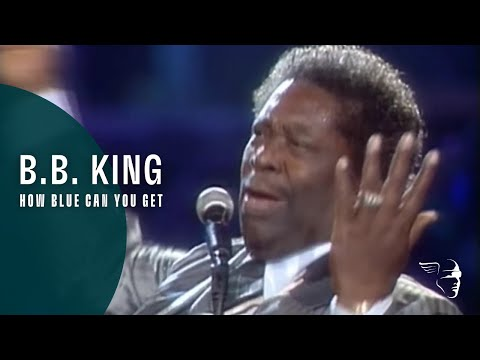 BB King - How Blue Can You Get (From Legends of Rock -n- Roll DVD)