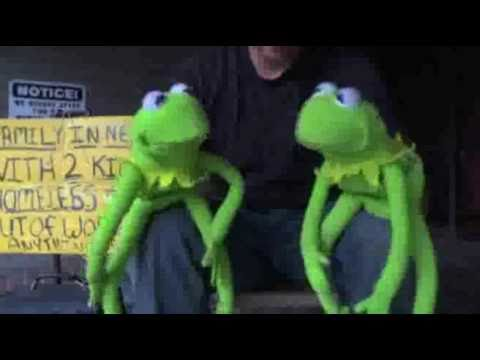 "**Under Pressure - Queen/Bowie classic performed by ""THE MUPPETS""!"