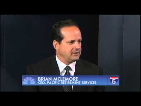 Brian McLemore - CEO, Pacific Retirement Services