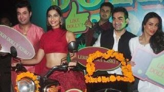 Dolly Ki Doli Official Theatrical Trailer LAUNCH ft Sonam Kapoor, Rajkumar Rao, Malaika Arora Khan