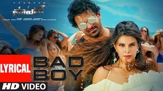 Saaho: Bad Boy Lyrical