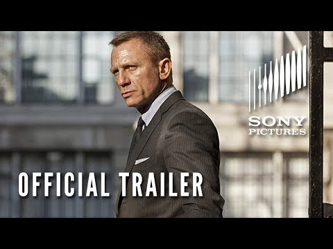 SKYFALL - Official Trailer -6kw1UVovByw