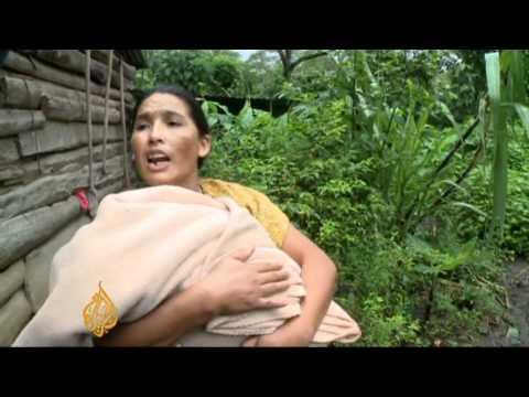 Devastating mudslides hit Guatemala