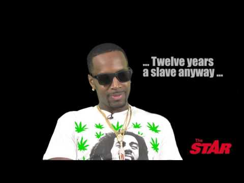 US rapper Safaree talks 'between the lines'