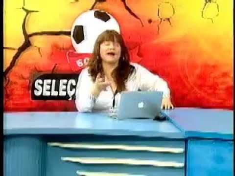 Programa Papo de Bola exibido dia 15 de abril de 2013