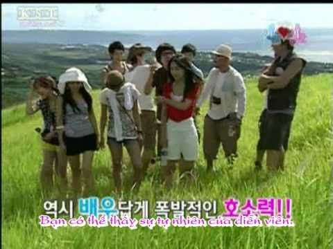 Game Show thực tế Tiffany SNSD Kko Kko tour part 3