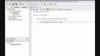 Tutorial 5 Parte 1/2 Java NetBeans WWW.INQUISIDORES.NET Arreglos Bidimensionales (Matrizes).