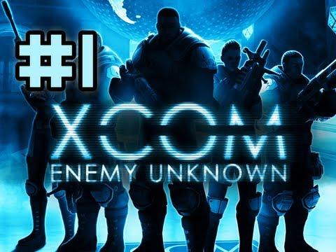 Northernlion Plays - XCOM: Enemy Unknown! [Episode 1]