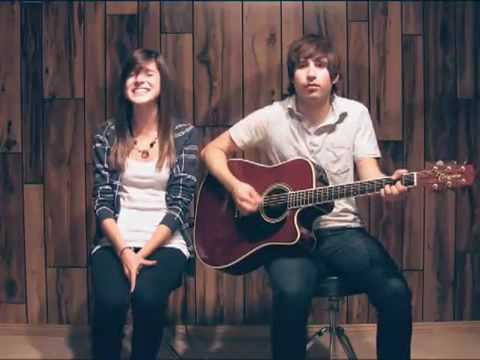 Misery Business - Paramore - Cover By Jared&Marissa - Jamie and Laurie (Unedited Version)
