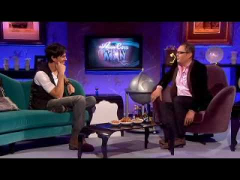 Enrique Iglesias on Alan Carr: Chatty Man 2010 [Interview]