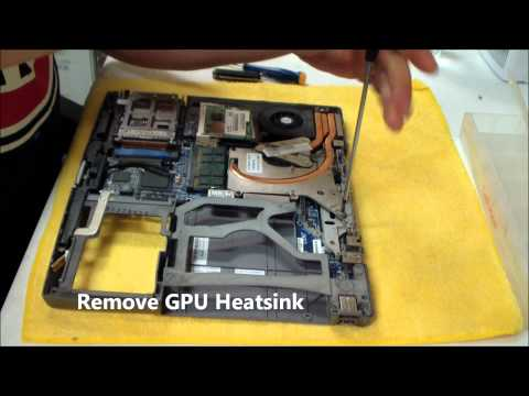 Dell Latitude D610 DC Power Jack Repair