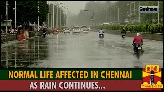 Watch Special Report : Normal Life Affected In Chennai as Rain Continues Red Pix tv News 30/Nov/2015 online