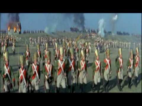 AUSTERLITZ - The Battle itself - Dec 2, 1805 - Part  2 Attack of Austro-Russians - Abel Gance (1960)