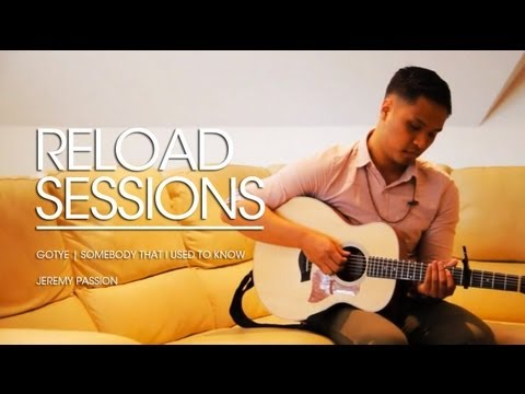Jeremy Passion: Somebody That I Used To Know/Are You That Somebody (Gotye/Aaliyah)
