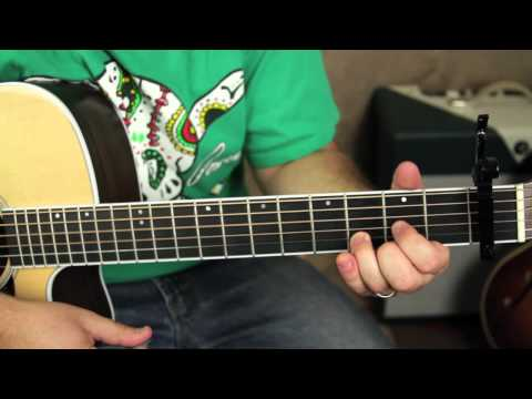Eddie Vedder - Big Hard Sun - Guitar Lesson Tutorial - Easy Acoustic Songs on guitar