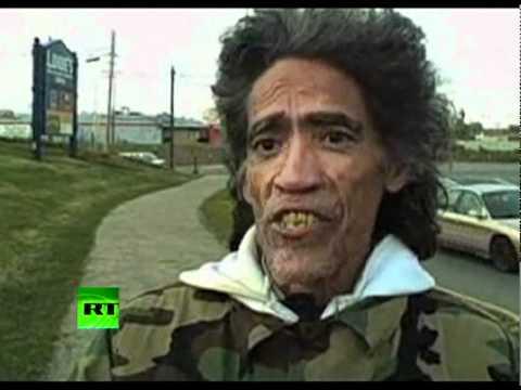 -Golden Voice- homeless man finds job, home after viral video success