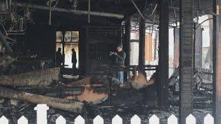 Сгорел паб Pleasantville. Поджог или самовозгорание?