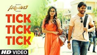 Tick Tick Tick Full Video Song - Savyasachi