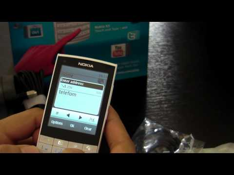 Nokia X3-02 Touch and Type review HD ( in Romana )