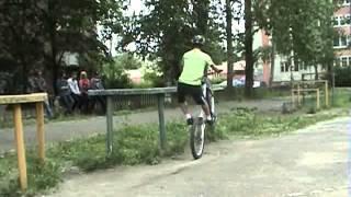 Борисевич Павел сrazybike video fest
