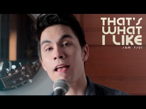 That's What I Like (Bruno Mars Cover) [Feat. Jason Pitts]