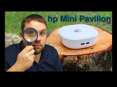 HP Pavilion Mini Desktop Review - UCRF-zv-aqko3XrXUCIRaRew