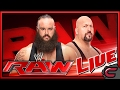 WWE RAW Live February 20th 2017 Full Show & Live Reactions