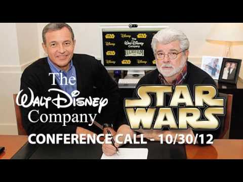 Announced: Disney buys Lucasfilm, three new Star Wars films to be produced