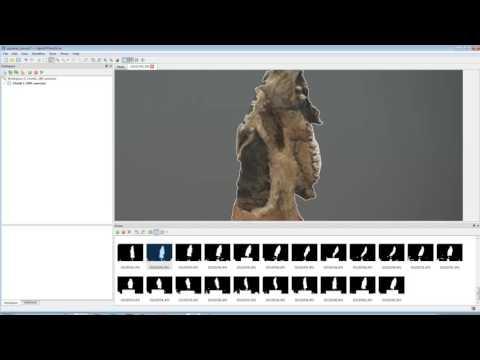 Agisoft Photoscan Pro - basic workflow