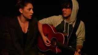 Jessie J - Get Away (Acoustic) Cover by Roro and Matt Hiett