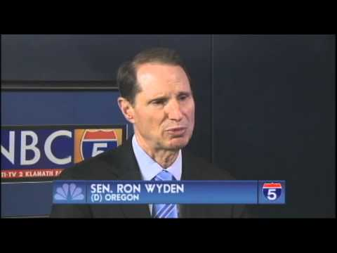 Sen. Ron Wyden - (D)Oregon