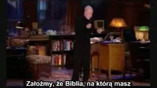 Zagraniczne - George Carlin: Religijne zwyczaje {stand-up}