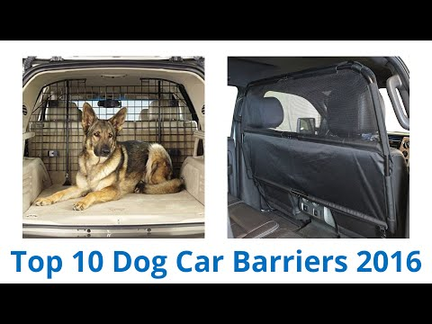 10 Best Dog Car Barriers 2016 - UCXAHpX2xDhmjqtA-ANgsGmw