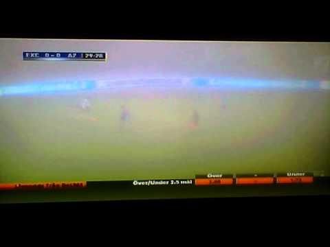 Excelsior vs AZ alkmaar (the misty game)