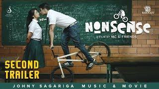 Nonsense - Official Trailer 2 | Rinosh George | MC Jithin | Johny Sagariga | BMX