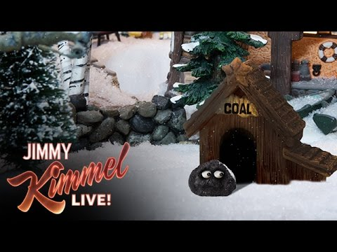 Joel, The Lump of Coal (Live at Jimmy Kimmel)