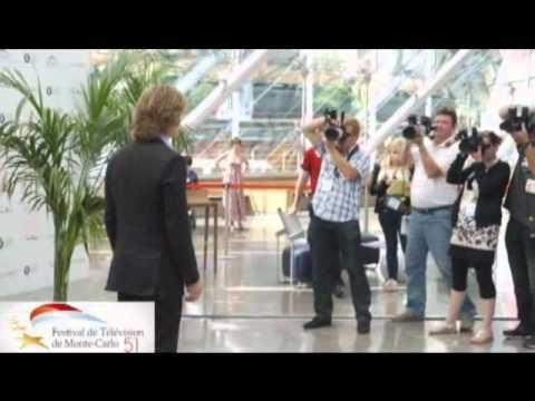 Thomas Gibson/ Matthew Gray Gubler Monte Carlo TV Festival 2011