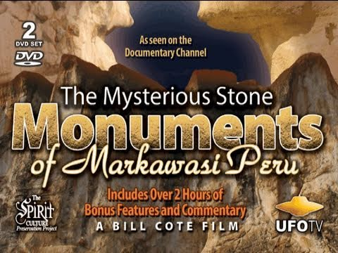 UFOTV Presents... - The Mysterious Stone Monuments of Markawasi Peru - Full Length Feature