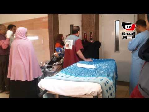 بالفيديو: شاهد قطط وفئران وصراصير ومرضى فى مستشفى النيل التخصصى